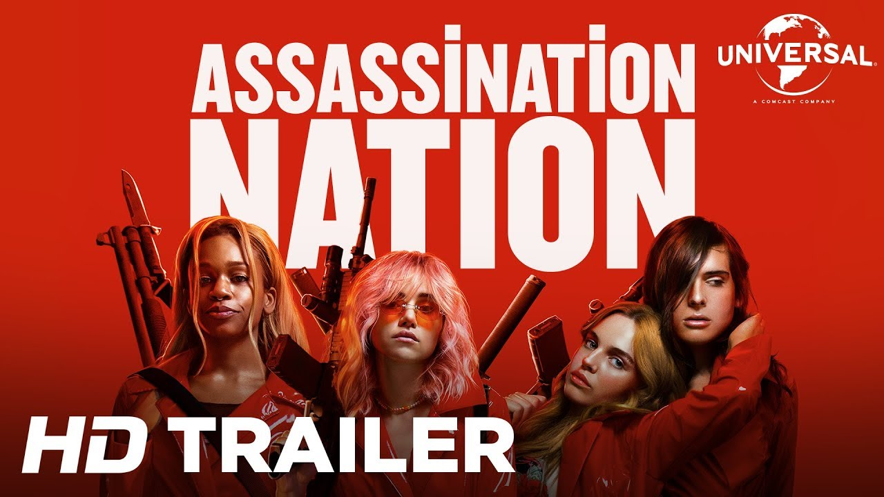 Download Assassination Nation- Official Trailer 2 (Universal Pictures) HD