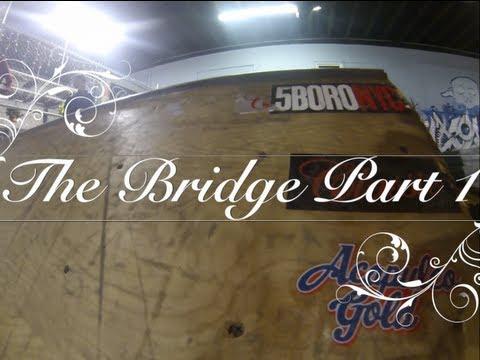Veja o video -A Day At The Bridge Skate Park Part 1 Dgk Premire