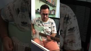 Jaanein Bachayenge - Guitar Solo   Arijit Singh   Gaurav Sharma