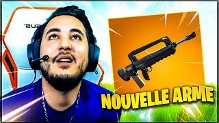 NEW PATCH FORTNITE - FAMAS IS BEST THAT SCAR?