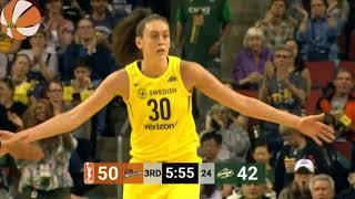 Breanna Stewart & Brittney Griner battle in Seattle (feat Jordin Canada) — WNBAinsidr.com