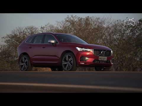 Avaliação Novo Volvo XC60 Inscription 2018/ Vrum Brasília