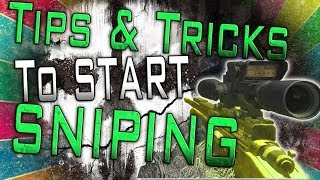 Video COD GHOSTS - Tips and Tricks to Start SNIPING download MP3, 3GP, MP4, WEBM, AVI, FLV November 2017