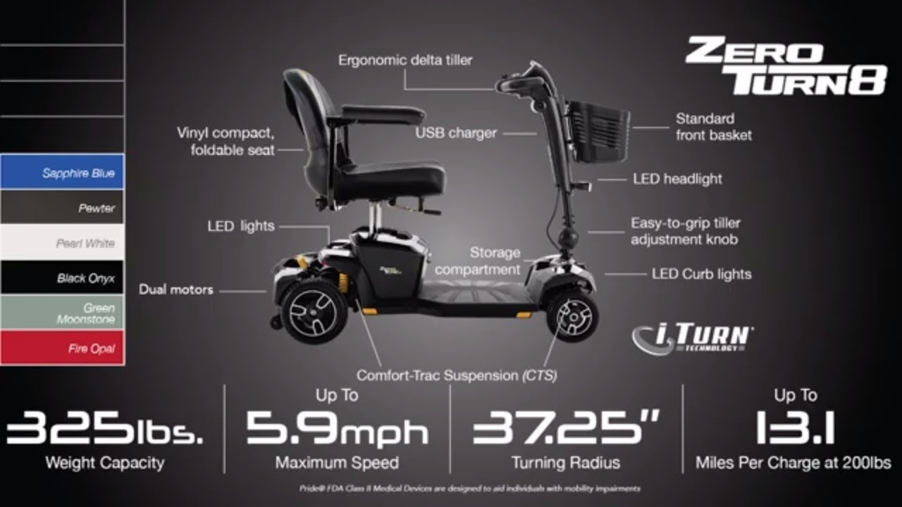 Our Most Popular Selling Scooter
