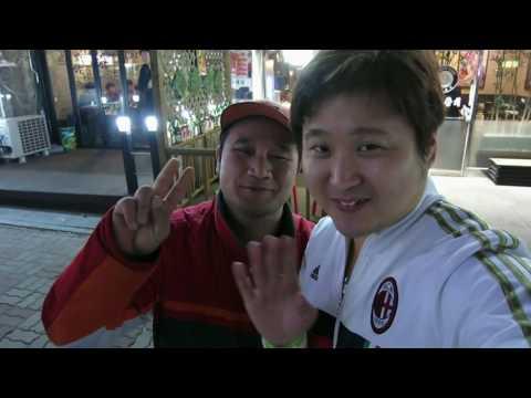 My trip to South Korea - Busan & Haeundae