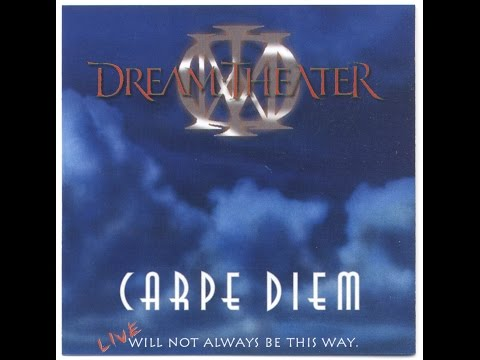 Dream Theater - Carpediem [1995] [CD BOOTLEG]