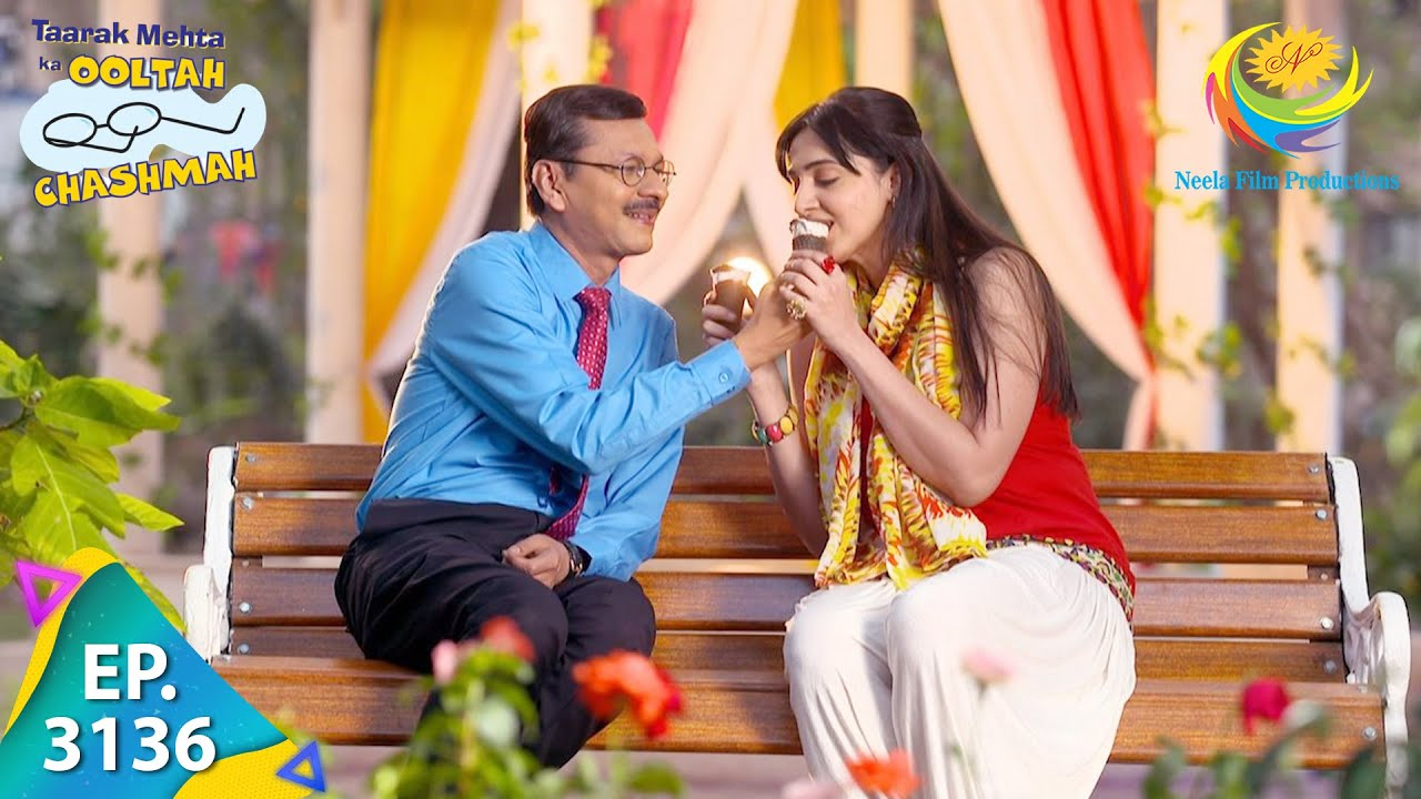 Download Taarak Mehta Ka Ooltah Chashmah - Ep 3136 - Full Episode - 2nd April, 2021