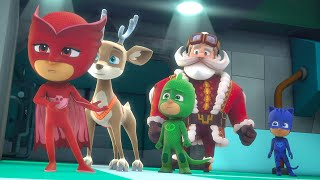 A PJ Masks Christmas 🎄❄️ Christmas Special 2020 Full Episodes ❄️🎄PJ Masks Official