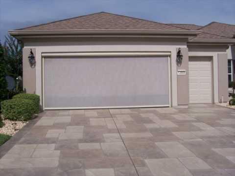 Garage Door Designs Pictures Ideas - YouTube on Garage Door Ideas  id=78962