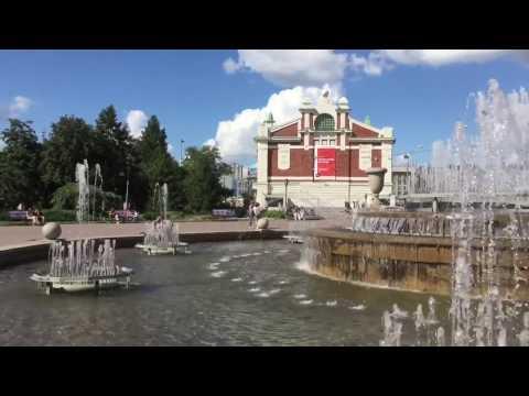 Город Новосибирск - Торговый, деловой, культурный, промышленный и научный центр