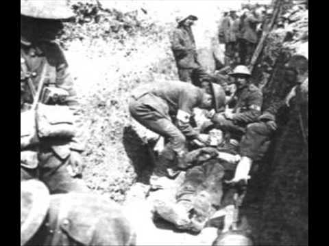 The Dubliners - The battle of the Somme