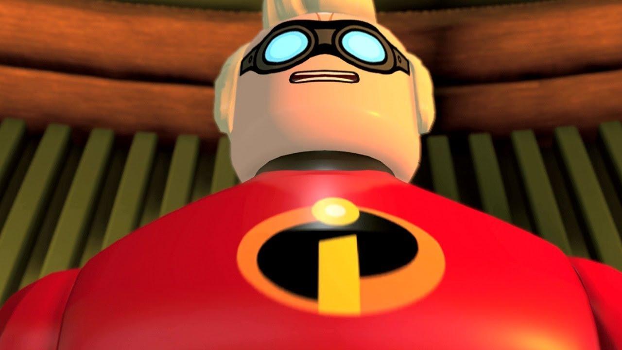 LEGO The Incredibles Part 6 - Screenslaver Showdown