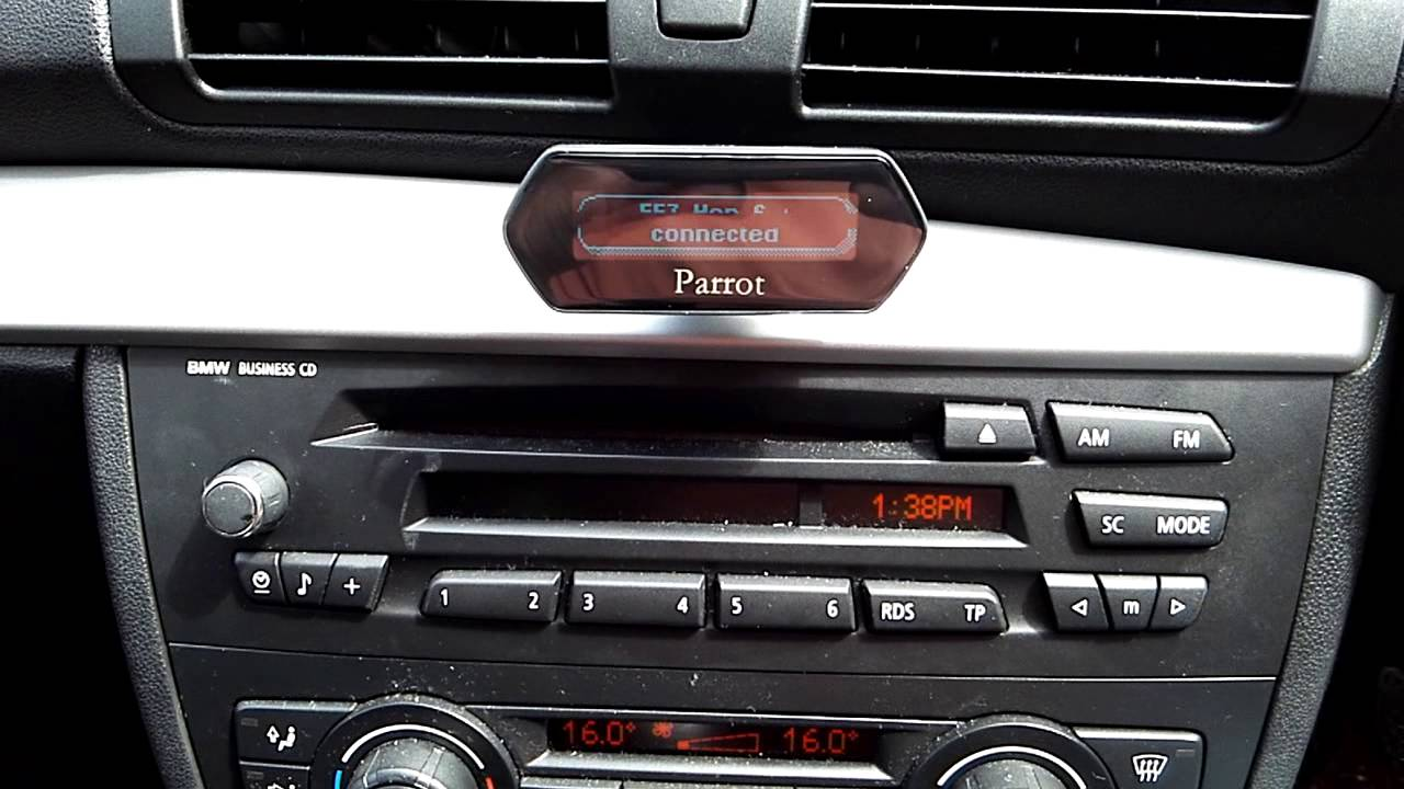 R G Parrott Ltd Parrot MKi9100 ...