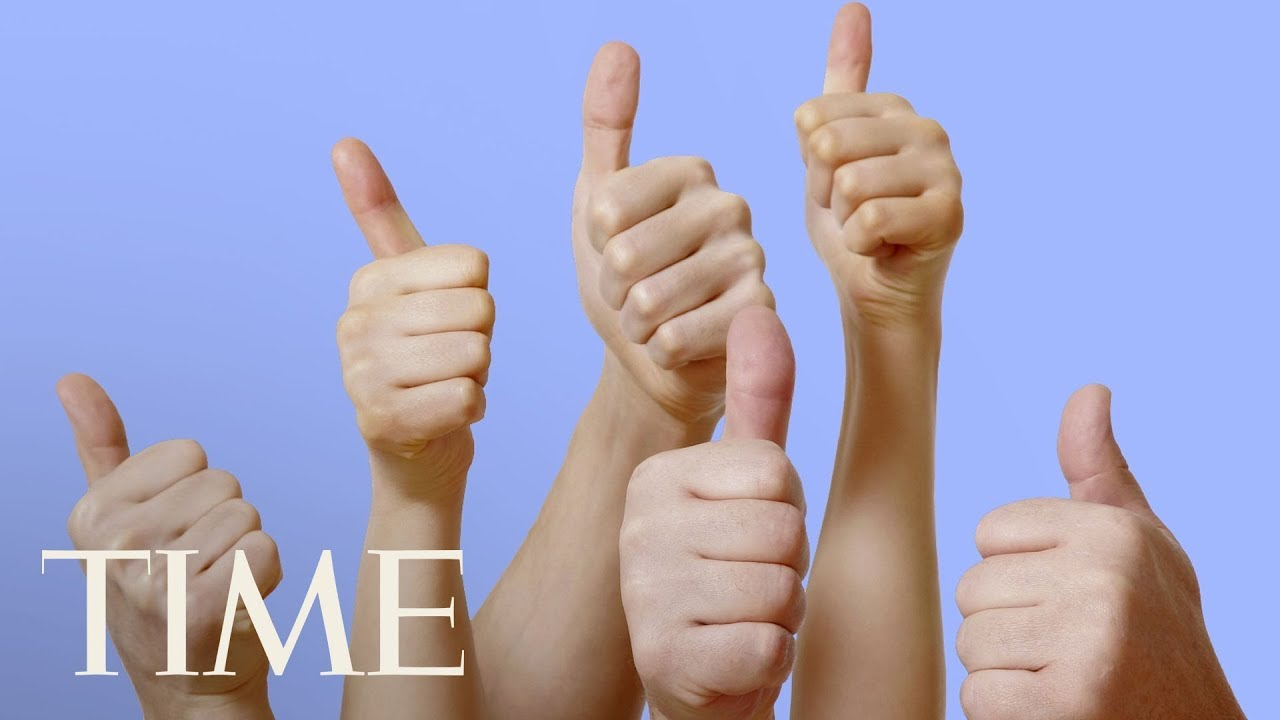 where does the thumbs up gesture really come from and how did it