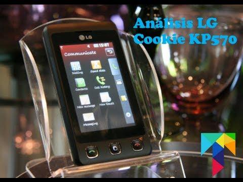 temas para celular lg kp570 cookie