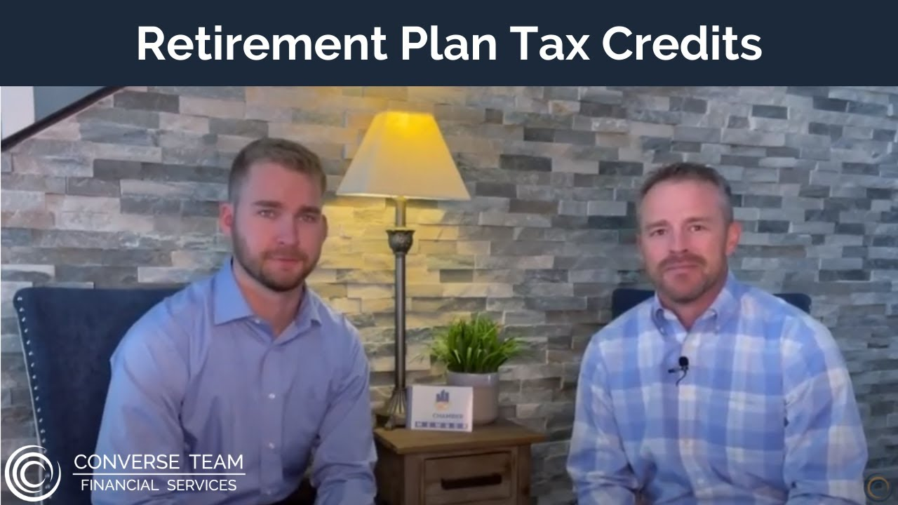 Retirement Plan Tax Credits