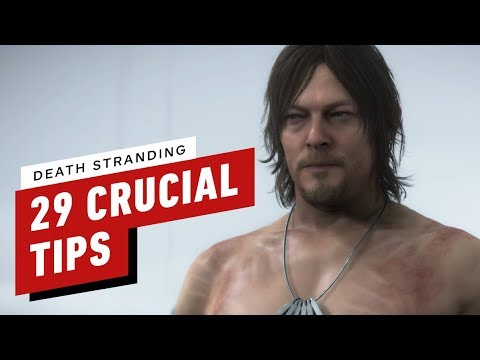 Death Stranding: 29 Crucial Tips To Get You Started thumbnail
