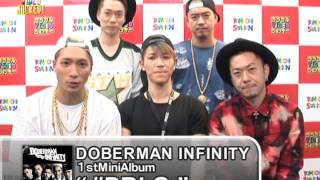 DOBERMAN INFINITY ○1stMiniAlbum 「♯PRLG」発売中 男性5人組ユニッ...