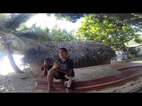 Sailing VANUA BALAVU, Lau Group, a visit with the chief of Daliconi Village, Fiji - Lagoon 440