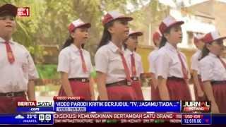 Lagu anak anak SD, Kritikan Untuk Acara TV yang yang tidak mendidik