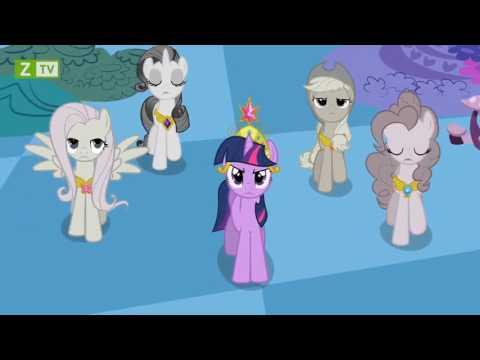 Xem phim Tình bạn diệu kỳ (Here today) - My Little Pony - Tình Bạn Diệu Kỳ Phần 2 -Tập 2 - ZTV