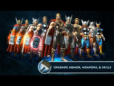 Thor: The Dark World - The Official Game - iPAD - iPHONE