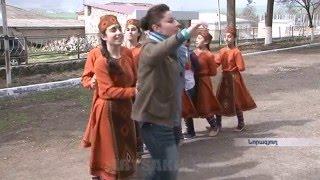 Բակո Սահակյանը մասնակցել է Նորագյուղի 50-ամյակին նվիրված տոնական միջոցառմանը