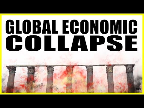 The ENDGAME for the Global Economic Collapse Cause A Crash Then Buy Everything for Pennies!