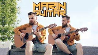 Луч солнца золотого - Бременские музыканты | На гитаре | fingerstyle
