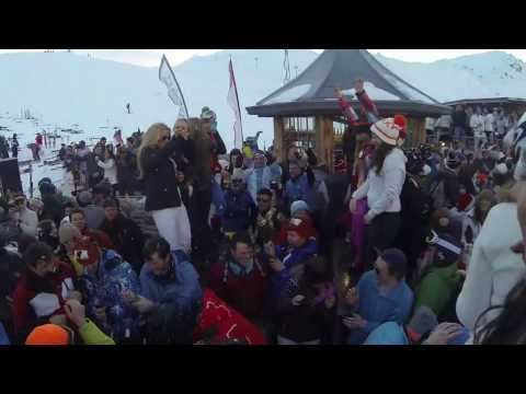 IUSA Ski Trip 2014