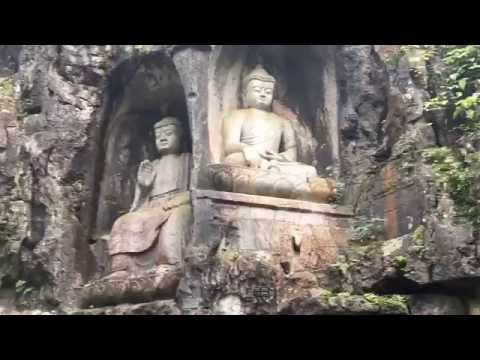 Lingyin temple - Hangzhou 1080p