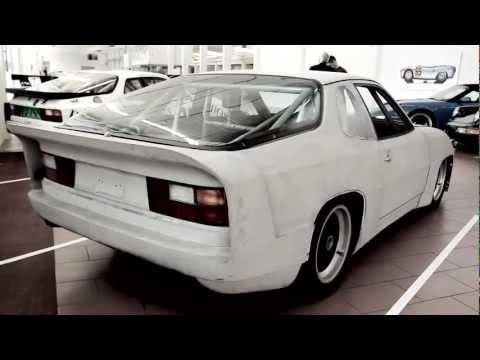 Porsche Museum Secrets - Part 2