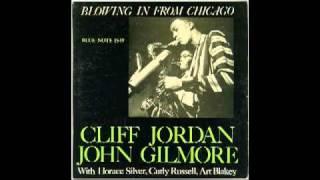 """Cliff JORDAN & John GILMORE """"Evil eye"""" (1957)"""