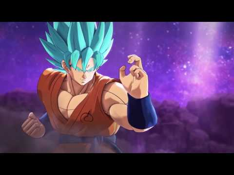 Dragon Ball Xenoverse 2 - Hit the Infallible Trailer