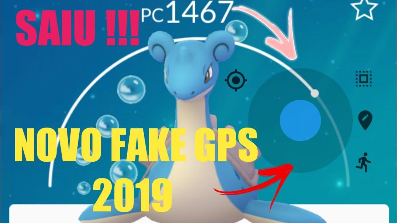 fake gps pokemon go android 8.0