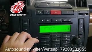 штатная Магнитола Land Rover freelander 2 2007(8 ядер 4/32)7