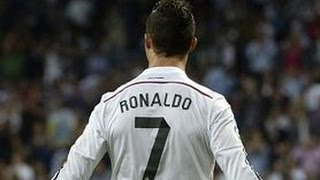 cristiano ronaldo super hat-trick real madrid vs elche 5-1 (24/09/2014)