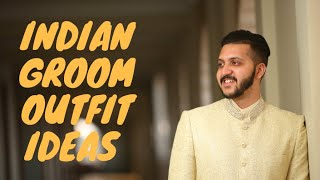 Indian Groom | Indian Groom Wedding Outfits | Jag Ghoomeya | Indian Wedding