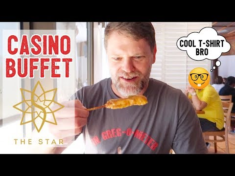 Star Casino $15 All You Can Eat Buffet Review - Gold Coast - Greg's Kitchen Australia
