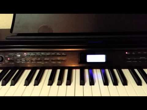 Casio Privia PX 780 Digital Piano Review