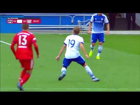 Paxton Pomykal vs Bayern Munich II