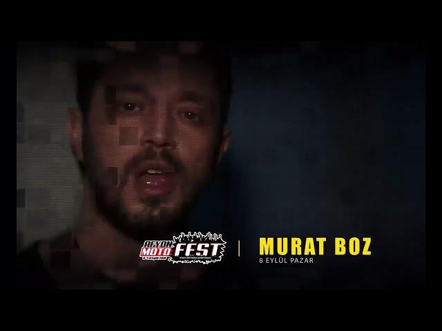 Afyon Moto Fest Murat Boz Motosiklet RadyoTv