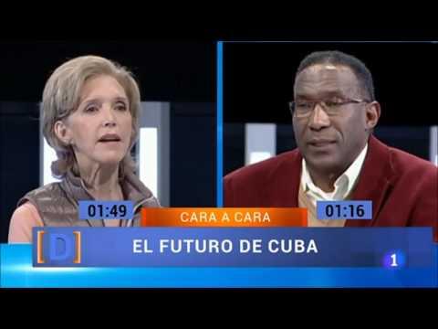 Debate sobre Fidel Castro y Cuba en La 1 de Televisión Española