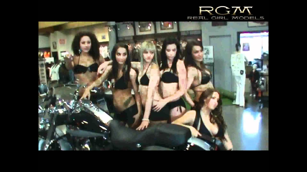 RGM at Kanes Harley Davidson Kelowna - YouTube