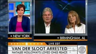 Van Der Sloot Arrest Reactions