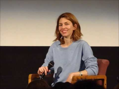 Sofia Coppola Q&A At The Aero Theater