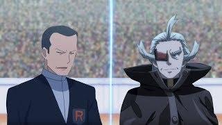 Pokemon Battle USUM: Giovanni Vs Ghetsis (Team Rocket Vs Team Plasma)