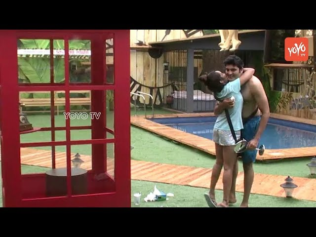 Bigg Boss 2 Telugu Episode 30 | Samrat Saves Tejaswi | Deepthi Sunaina Saved Tanish | YOYO TV