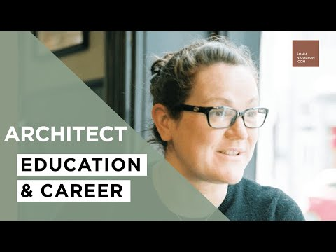 My Uni Experience, Studying Abroad + My Career As A Female Architect + Lecturer | Sonia Nicolson