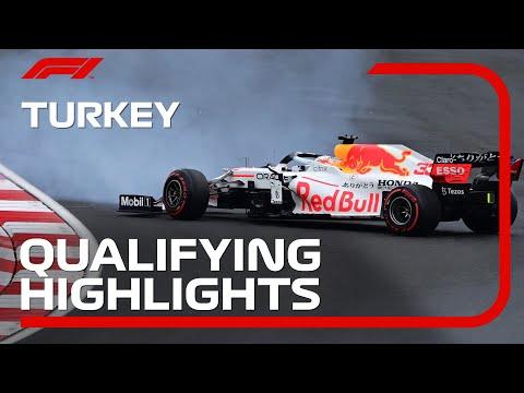 Qualifying Highlights | 2021 Turkish Grand Prix